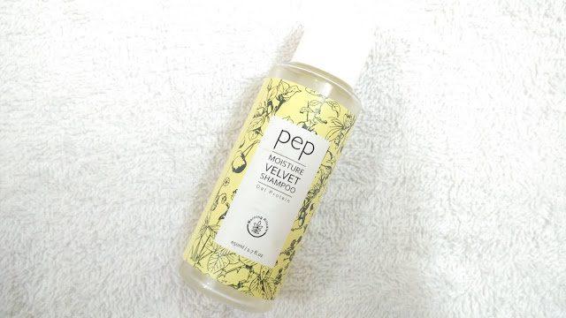 Pep Moisture Velvet Shampoo Review