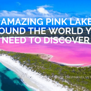 6 Amazing Pink Lakes around the World You Need to Discover