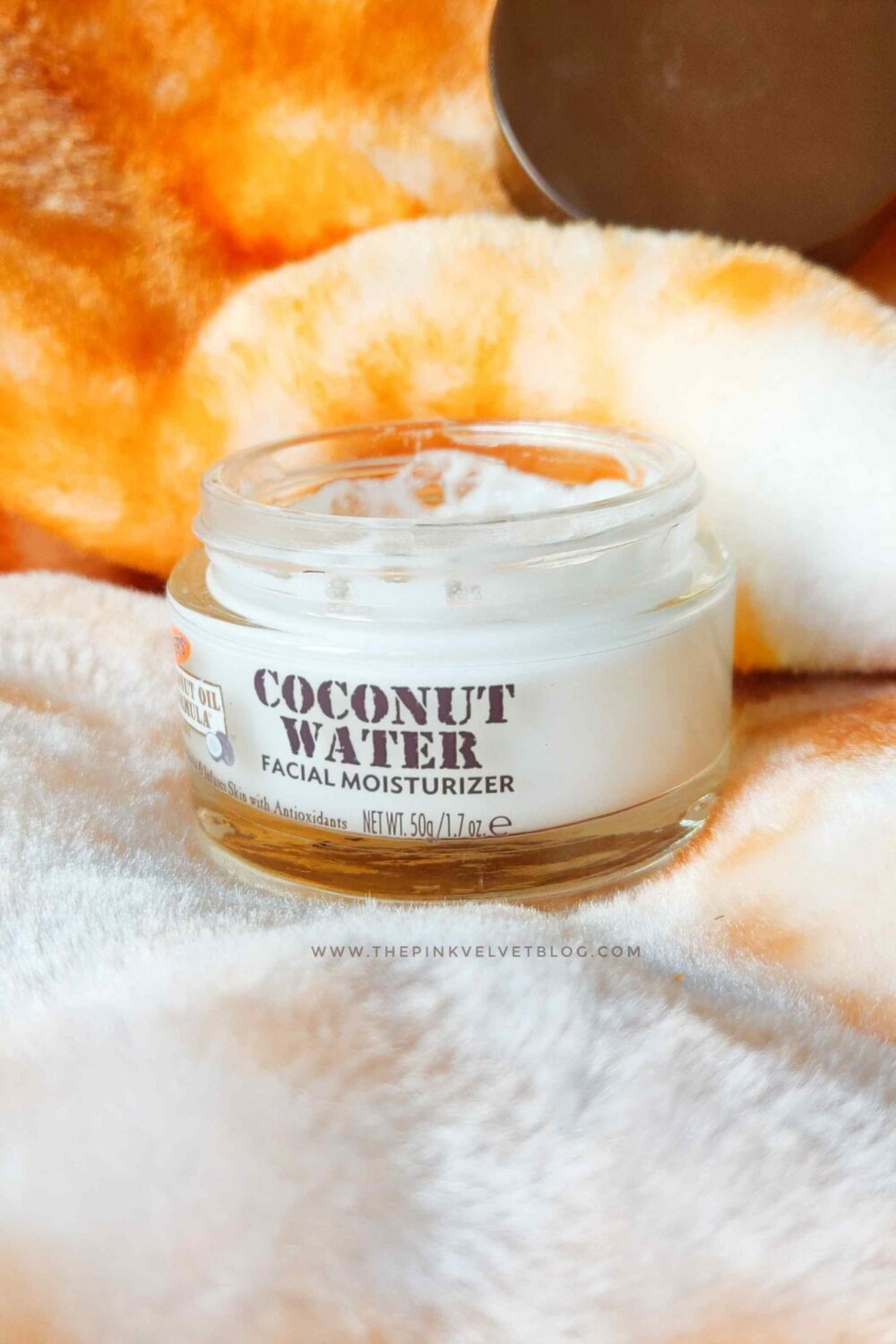 Palmer's Coconut Water Facial Moisturizer Review