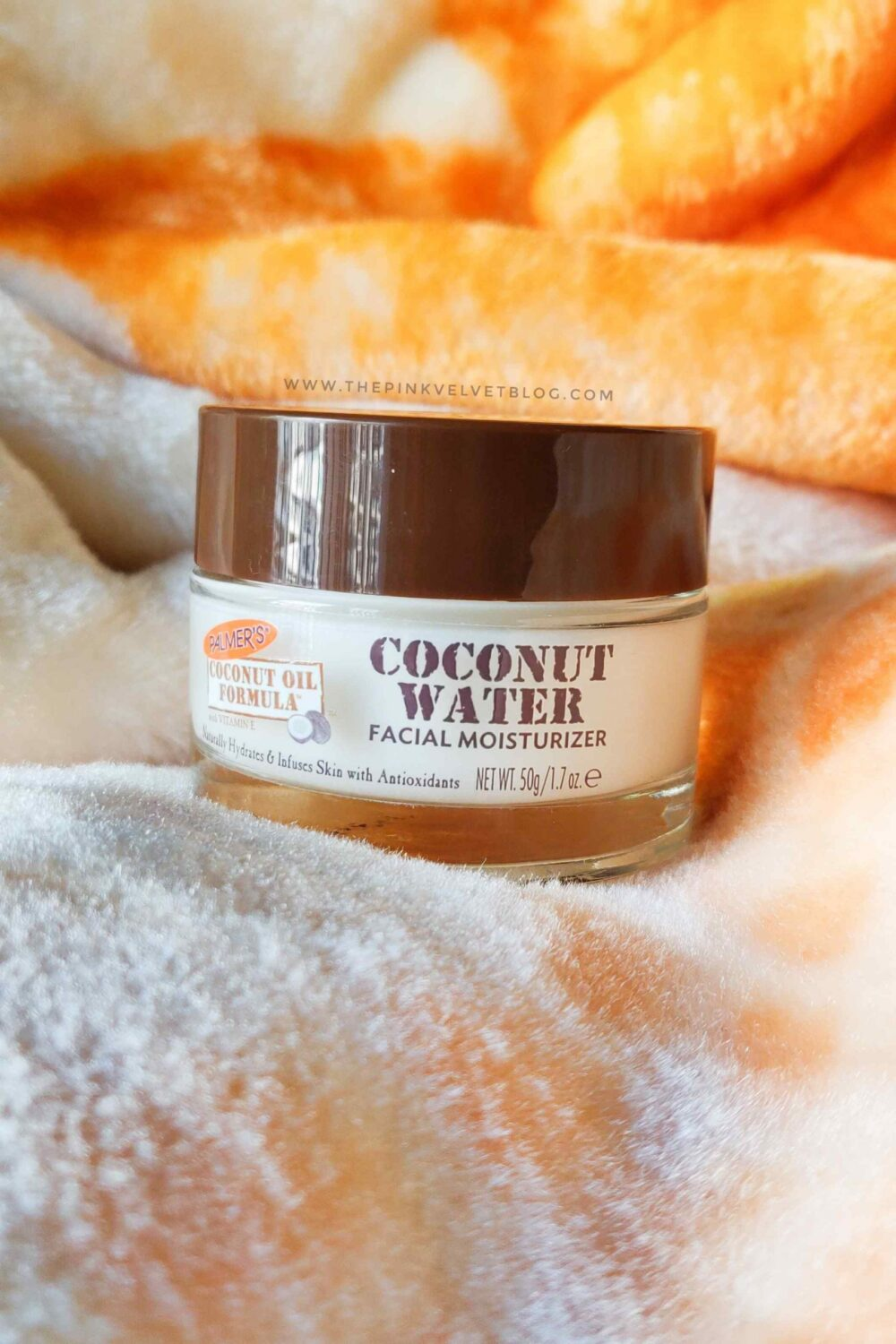 Palmer's Coconut Oil Formula Coconut Water Facial Moisturizer Review