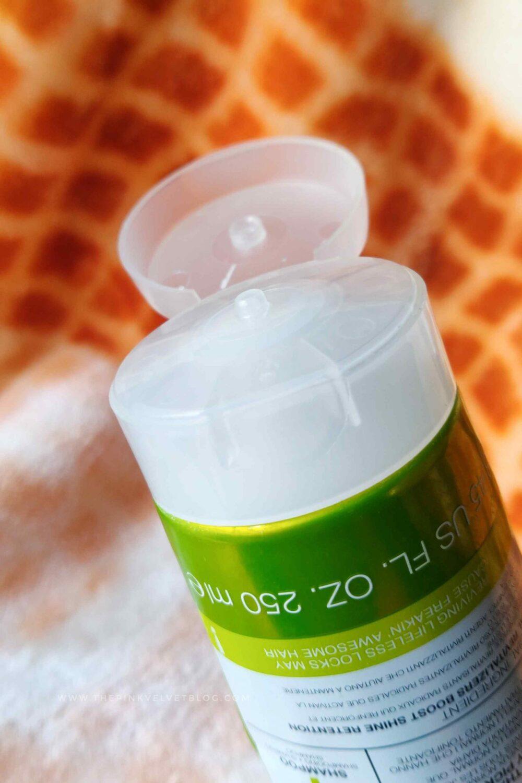 TIGI Bed Head Re-Energize Shampoo Review
