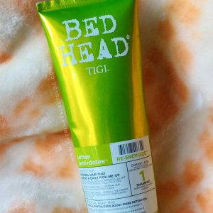 TIGI Bed Head Re-Energize Shampoo – Review