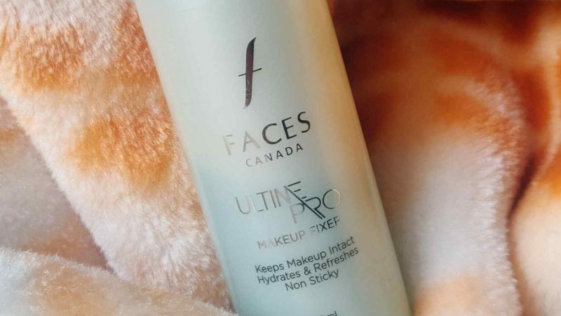 FACES Ultime Pro Makeup Fixer – Review