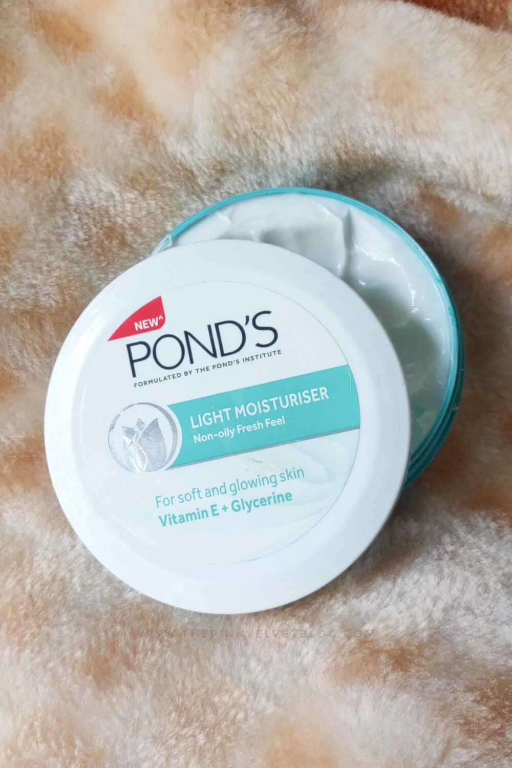 Ponds Light Moisturizer Non-Oily Review