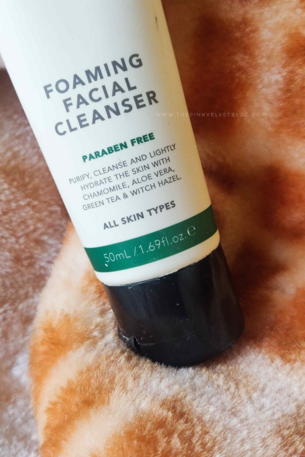 Sukin Foaming Face Wash Review
