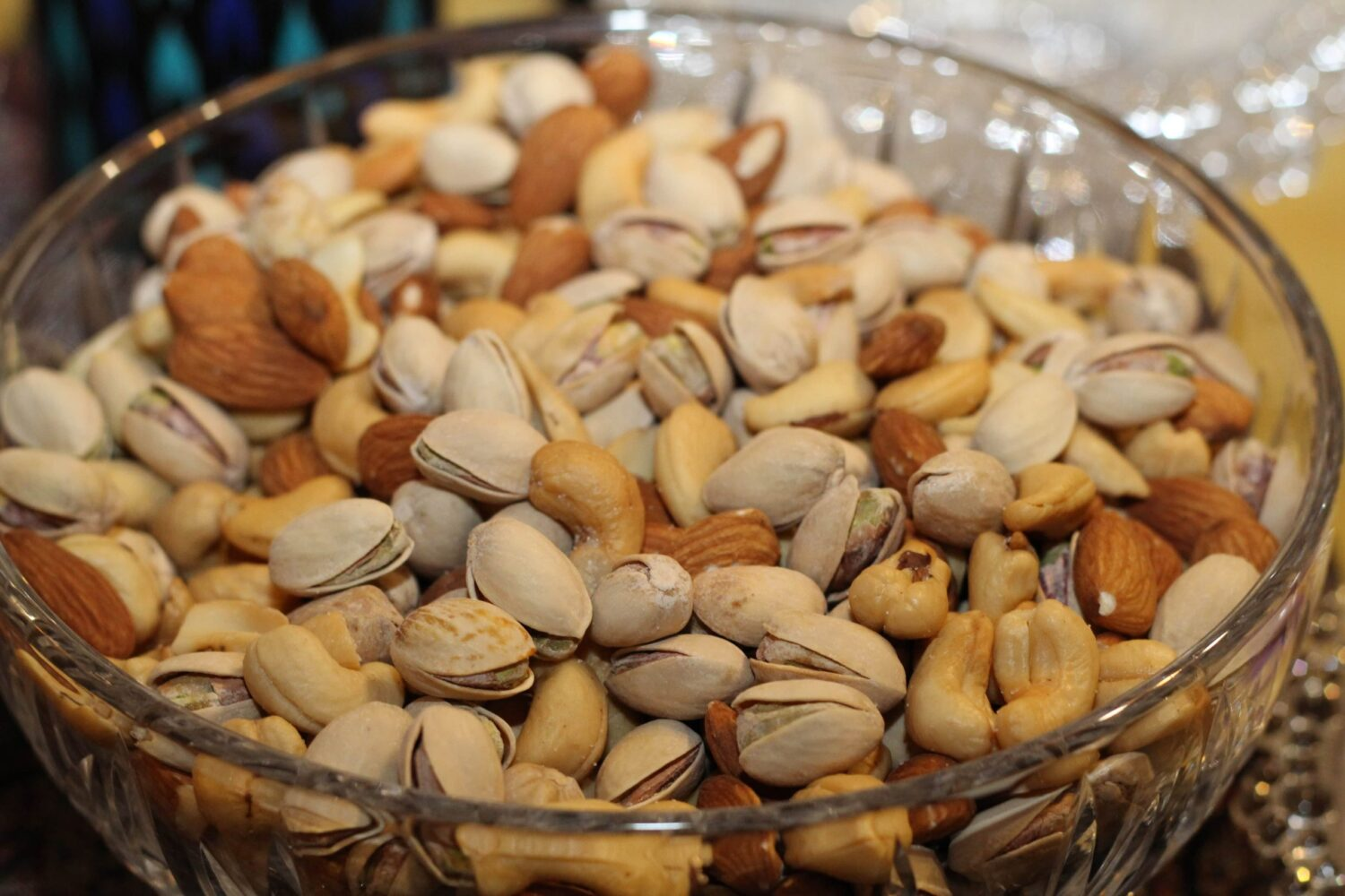Food to Stock Up On and to Consume During Self-Quarantine - Dry Fruits