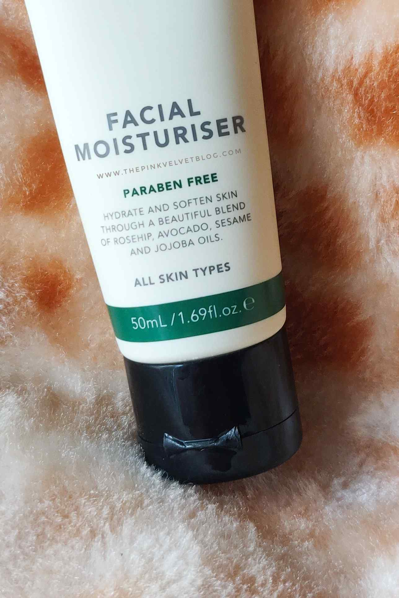 Sukin Signature Facial Moisturizer Review