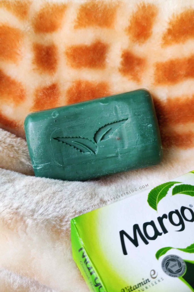 Margo Neem Soap for Acne-Problems