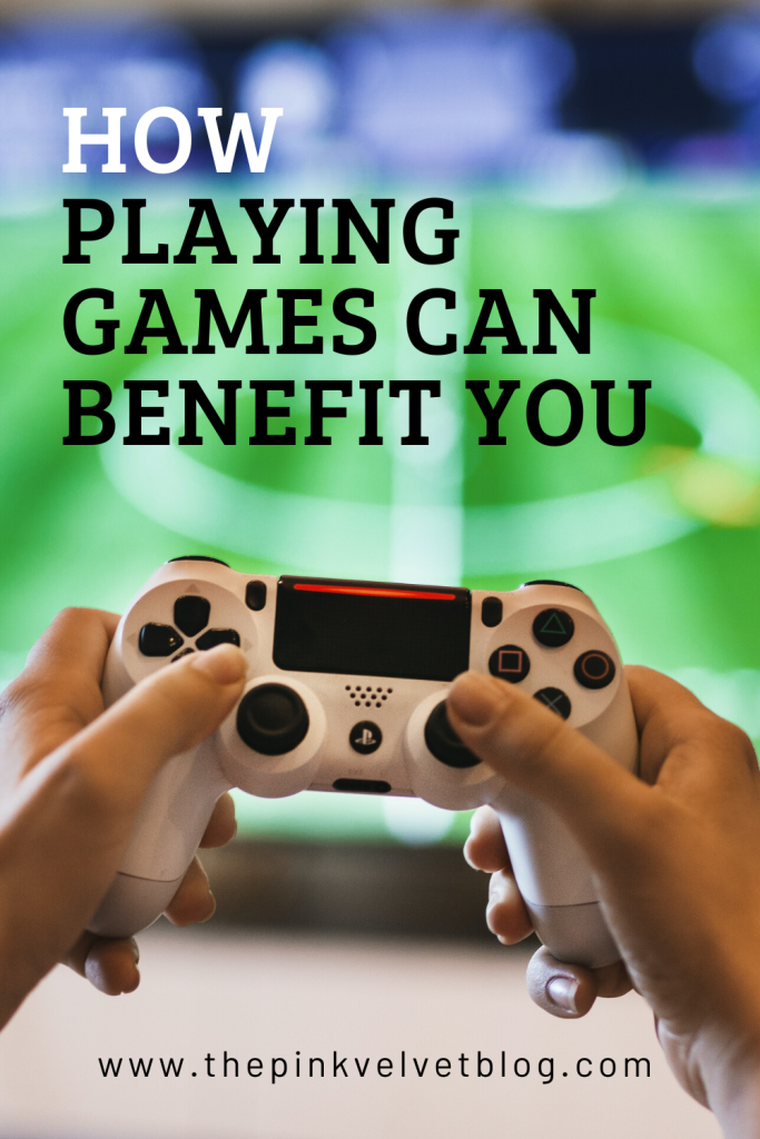 How Playing Games Can Benefit You Pinterest