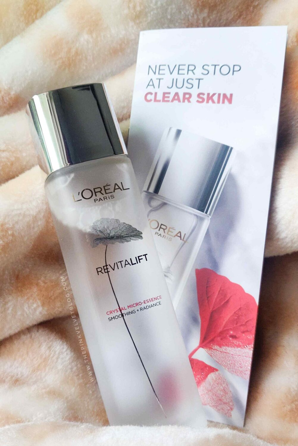 L'Oreal Paris Crystal Micro Essence Review
