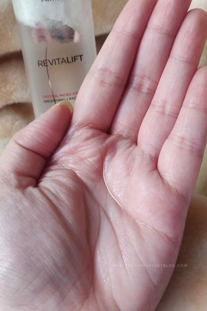 L'Oreal Paris Revitalift Crystal Micro Essence - Review
