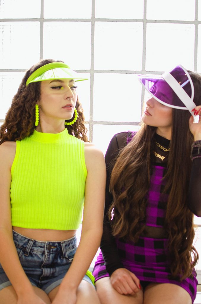 The Greatest 90s Fashion Trends that are now Back in Style Neon Colors