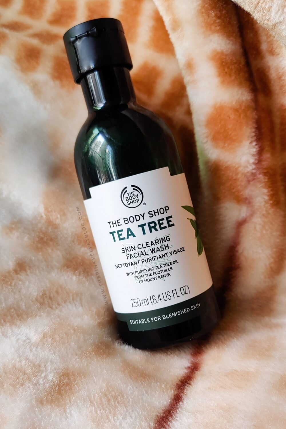 The Body Shop Tea Tree Face Wash Review