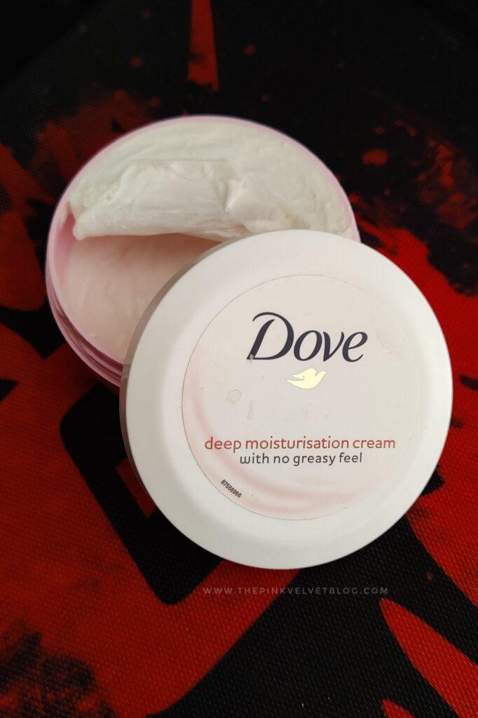 Dove Deep Moisturisation Cream Review