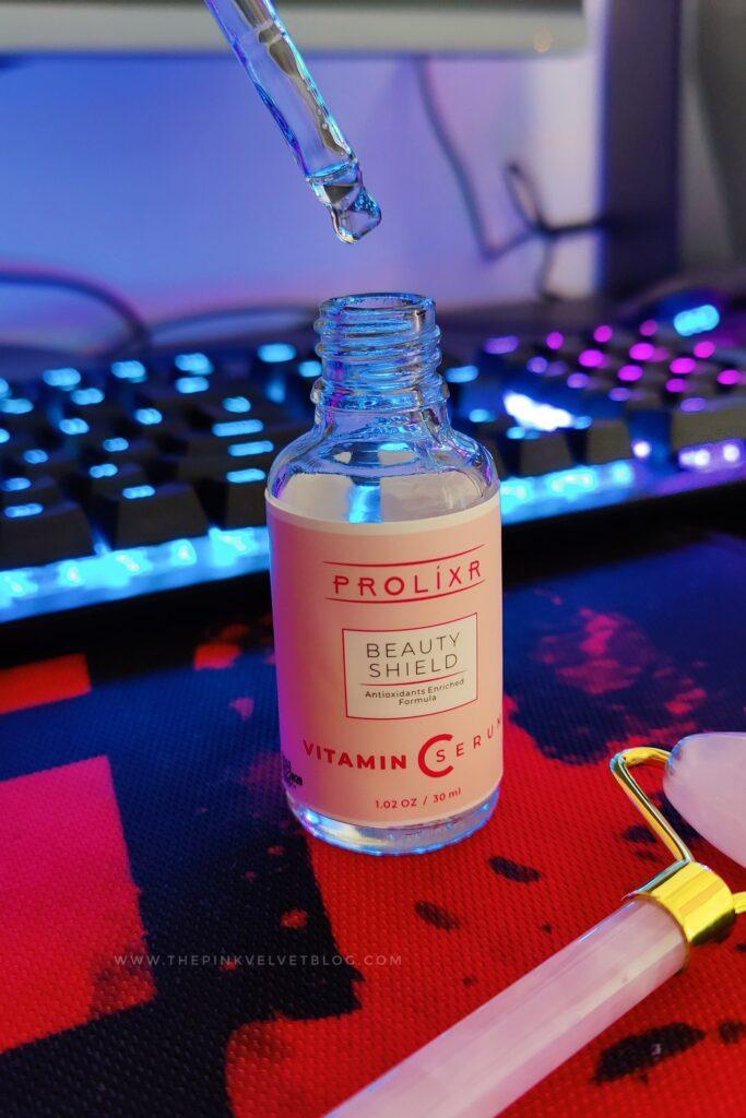 Prolixr Beauty Shield Vitamin C Serum Review