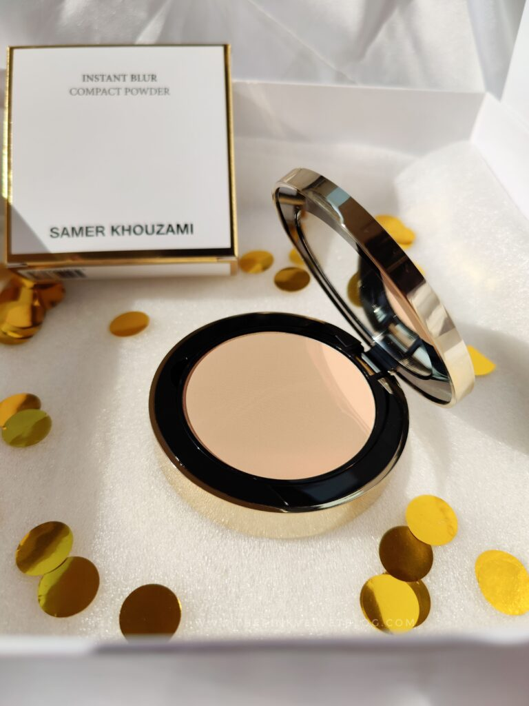 Samer Khouzami Instant Blur Compact SK140 Review