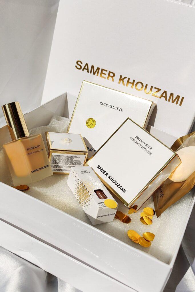 Samer Khouzami Cosmetics Review India