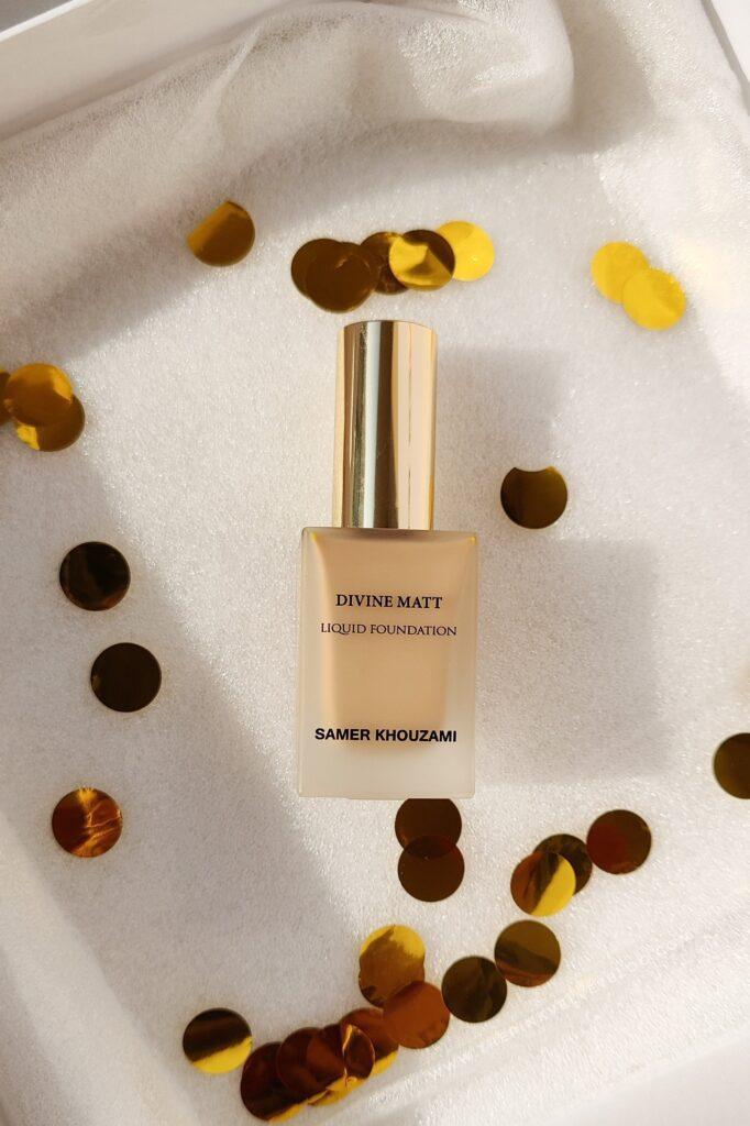 Samer Khouzami Cosmetics Foundation Review