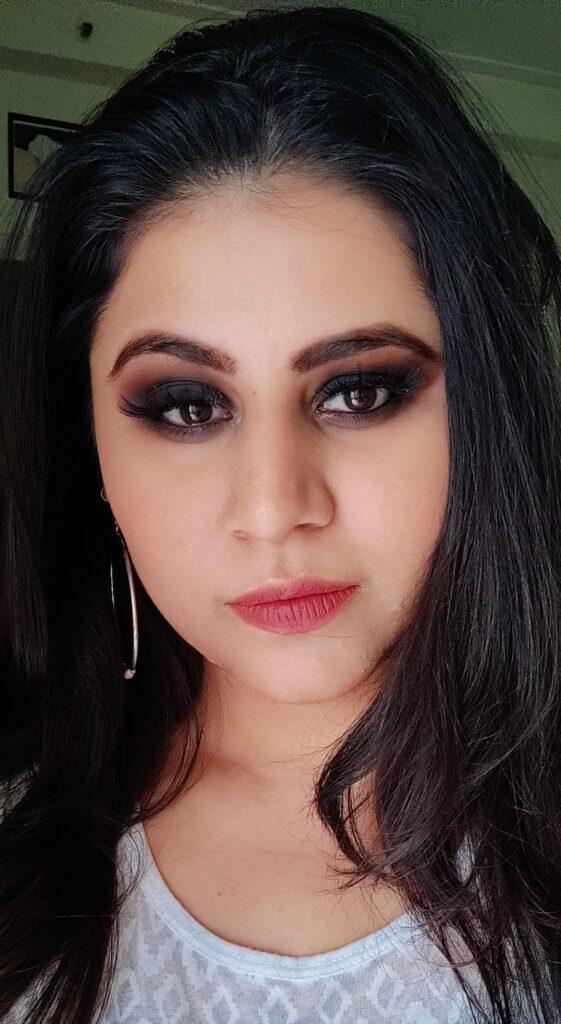 Samer Khouzami Cosmetics Makeup Look