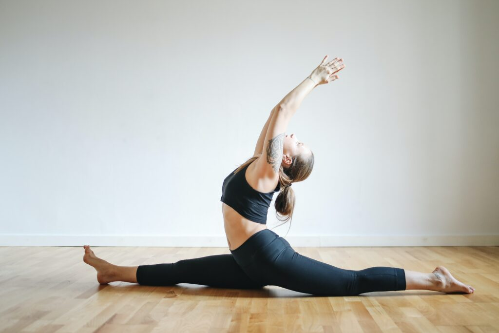 Yoga to Build Muscle