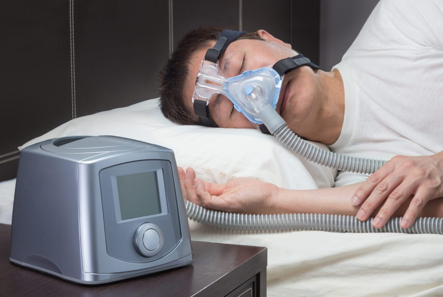 4 Signs You May Need A CPAP Machine