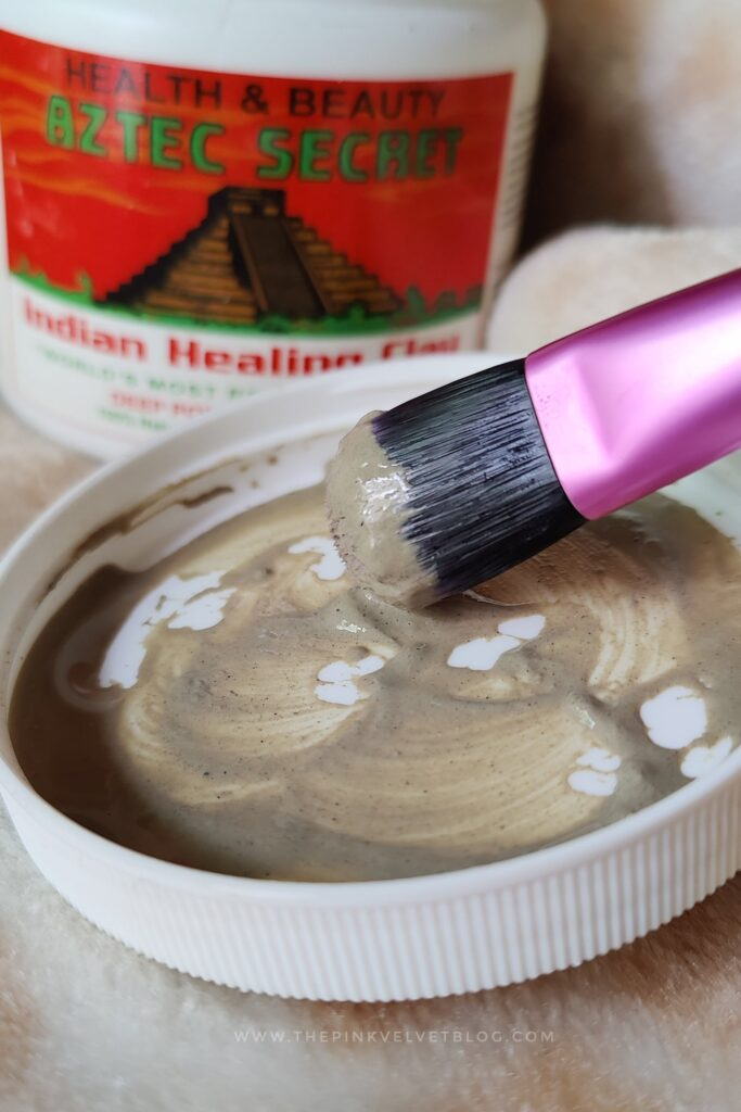 Indian Bentonite Clay Mask Review