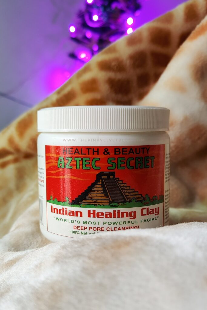 Aztec Indian Healing Clay Review India