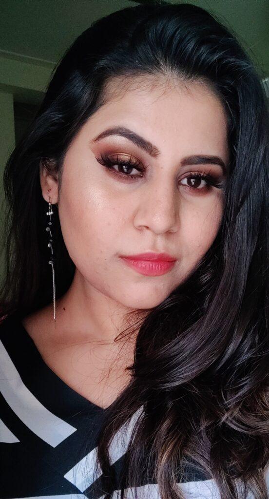 Samer Khouzami Cosmetics Makeup Look Halo Eyes