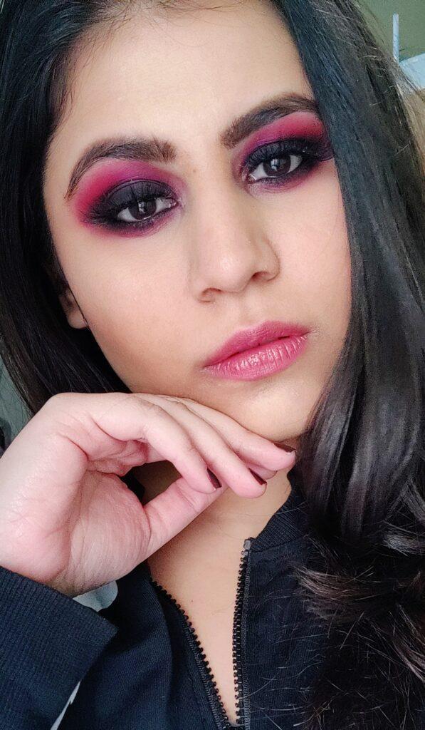 Makeup Look with Wet n Wild Photo Focus Concealer Light/Medium Beige - Niharika Verma
