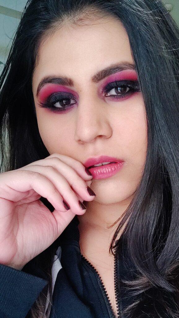 Niharika Verma - Makeup Look using Wet n Wild Photo Focus Concealer Light/Medium Beige Review