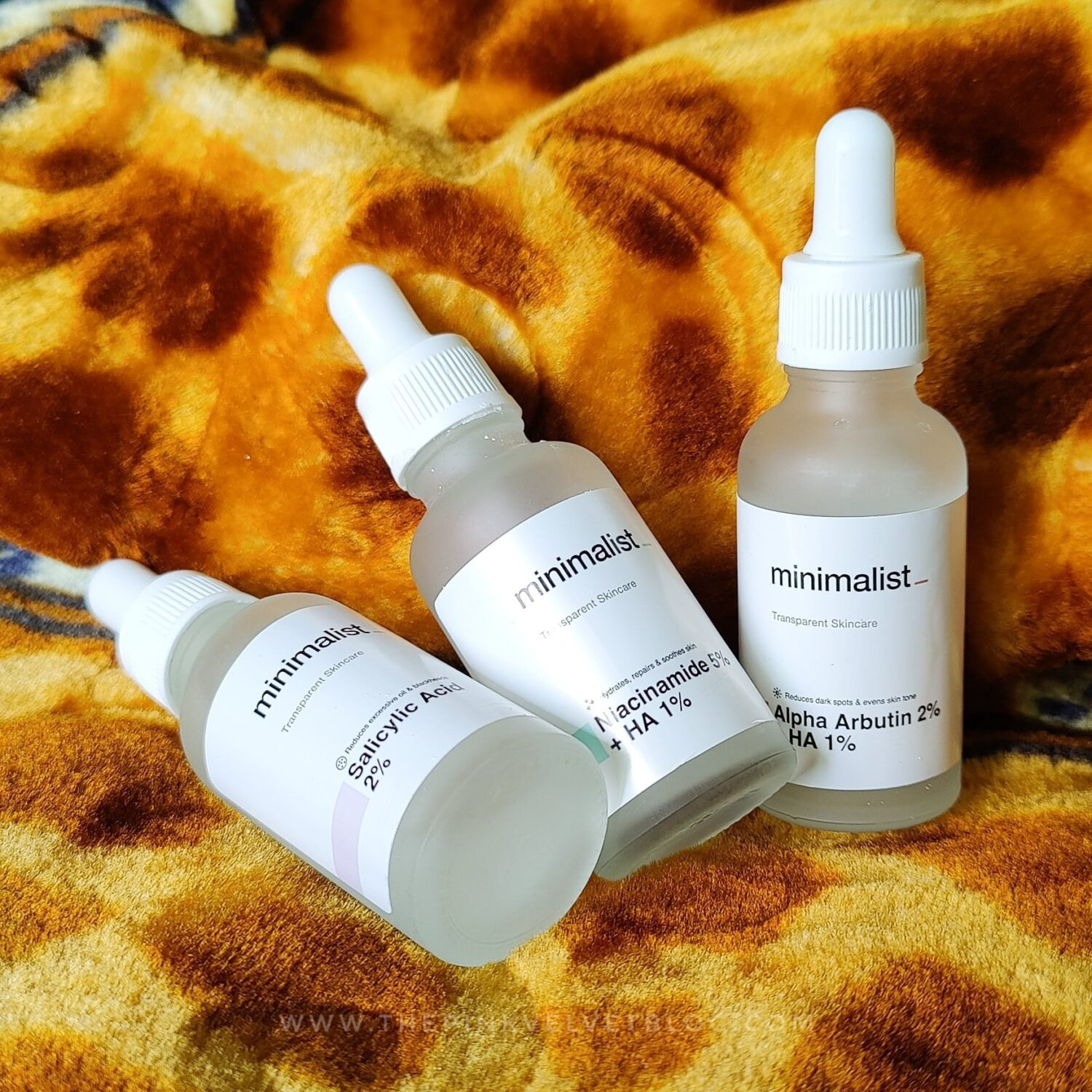 Minimalist Serum Review – Salicylic Acid, Niacinamide, and Alpha Arbutin