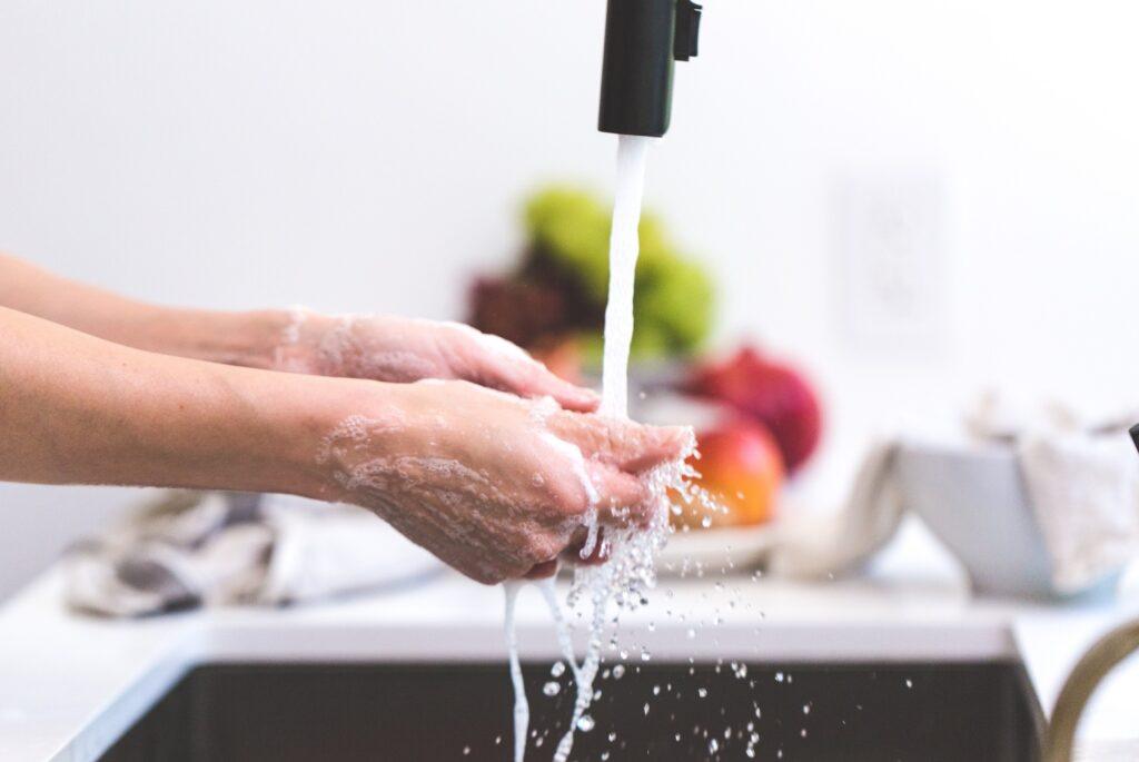 Hand Wash - Prevent The Spread Of Corona