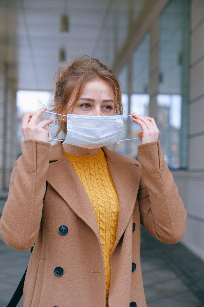 Wear Mask - Prevent The Spread Of Corona