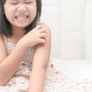 4 Ways To Fight Skin Problems In Children
