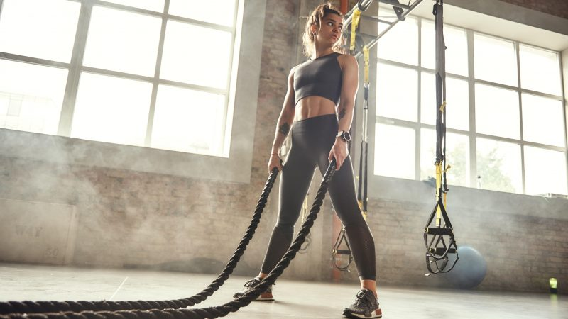 4 New Workouts To Achieve Your 2021 Fitness Goals