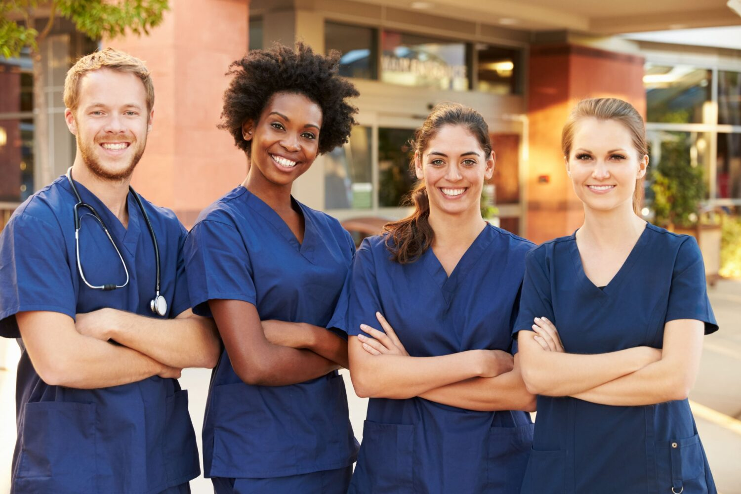 A Woman's Guide For Choosing Scrubs That Fit