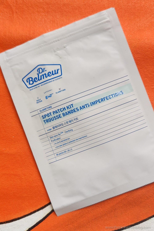 The Face Shop Acne Patch Kit Dr.Belmeur Review