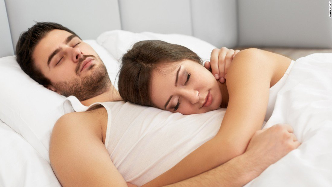 Having Trouble Sleeping? Science Has Established a Connection Between Sex and Sleep Quality