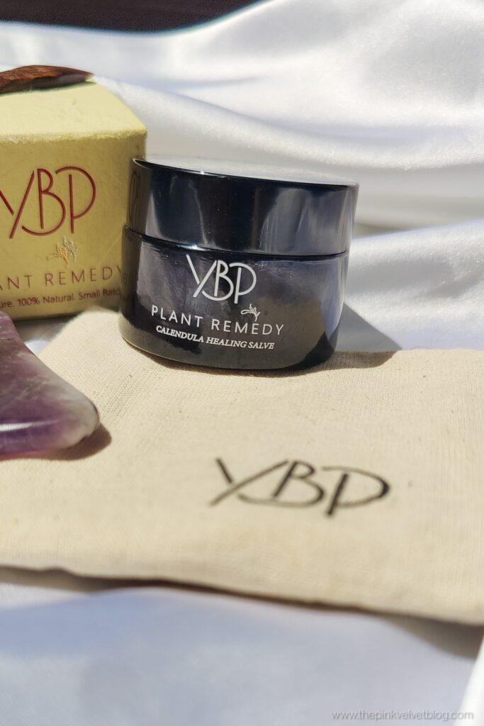 YBP Calendula Healing Salve Sensitive Skin