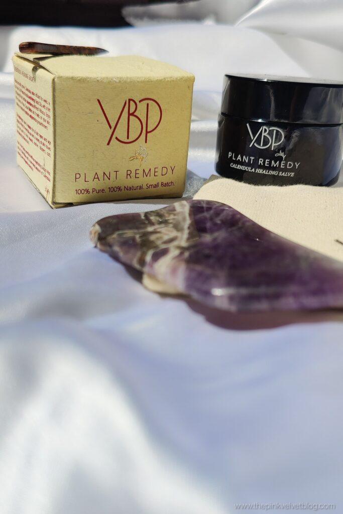 YBP Cosmetics Calendula Healing Salve