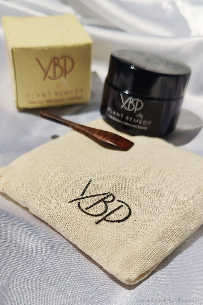 YBP Cosmetics Calendula Healing Salve and Amethyst Gua Sha Pro Review